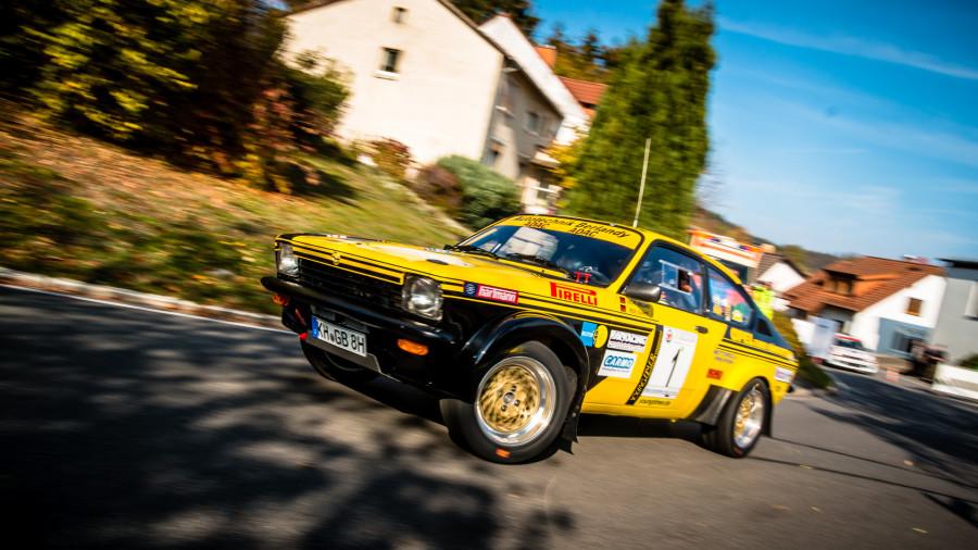 Nibelungenring-Rallye - Startseite